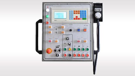 Heavy duty column type 2448 AHD Control System PNC type