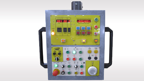 Heavy duty column type 3468 AHD Control system AHD type