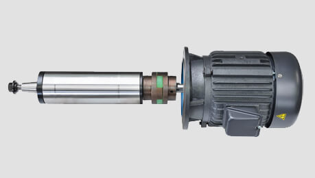 saddle type Spindle Motor set